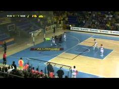 59. Jornada 4 -  Goles Futbol Sala division honor BarÇa 2:2 Santiago ▶️