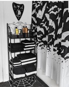 Goth decor on repost til_death_darling finished our bathroom a couple of weeks ago and managed to find some really pretty finishing touches while 21 awesome witchy home Dark Home Decor, Goth Home Decor, Cheap Home Decor, Gothic Bathroom Decor, Gypsy Decor, Halloween Bathroom, Halloween Home Decor, Suite Home, Home Interior