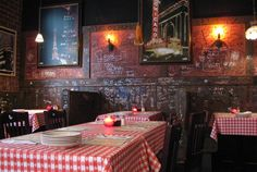 The Original Gino's East.  As seen on Man vs Food  162 E Superior St  Chicago, IL 60611