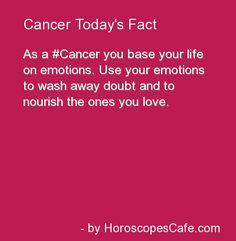Cancer Daily Fun Fact