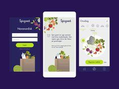 Spisgrønt App by ajukreizi