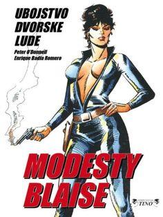 modesty blaise - Google претрага