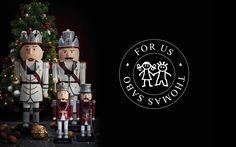 Les figurines de Thomas Sabo pour un Noël beau et généreux...  #LeFashionPost #webzine #Mode #Fashion #Caritatif #News