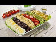 Salata Nicoise cu file de cod | JamilaCuisine - YouTube