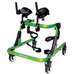 Wenzelite Rehab Drive Medical Trekker Gait Trainer Thigh Prompts (Large)
