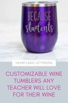 Show your appreciation towards your child's teacher with this stainless steel wine tumbler! Pefect for any hour of the day. Teacher Appreciation Gifts - Teacher Wine Tumbler - Teacher Gifts - Teacher Tumbler - Teacher Tumbler Great Gifts - Cold Tumbler Stainless Steel