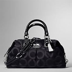 Coach Madison Signature Op Art Sateen Carryall Business Satchel Bag Purse Tote 12943 Black Coach,http://www.amazon.com/dp/B00548CZ74/ref=cm_sw_r_pi_dp_Ln.Gsb17D9EC4J5D