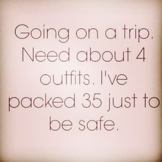 Pretty Much. I'm about 95% of the way packed for Summit.. #coachsummit2016 #nashvillehereicome #35outfitsbecauseitsgonnarain #noumbrellatho