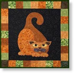 Garden Patch Cats - Gourdo Gato: http://lisasstitchingpost.com/index.php?cPath=129_131_72_63