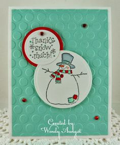 Merry Monday Christmas Card Club and meet November's Featured Designer!