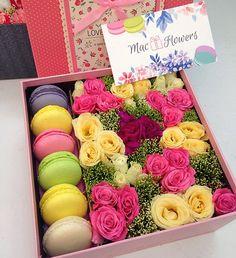 цветы с макарони в коробке москва: 20 тыс изображений найдено в Яндекс.Картинках