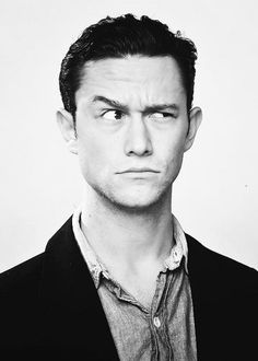 This incredibly attractive man! Joseph Gordon-Levitt