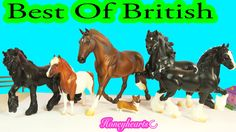 Unboxing a new Breyer Traditional model from the Best Of British collection…
