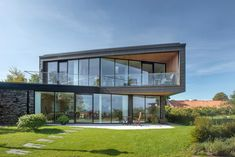 Modern Villa U in Aarhus Denmark by C.F. Møller - CAANdesign | Architecture and home design blog