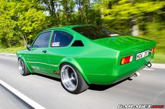 Kadett C coupe