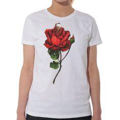 T-Shirts Rose Eye