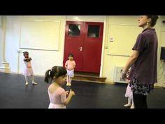 Pre-School Ballet Class at High Gate