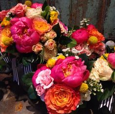 Flowers by Found & Flora // Via Instagram