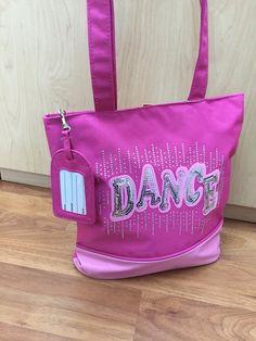 282aedfa951 Pink Dance Bag  3 Ready for Dance class !! Shop Now! pinktutushop.com  dance   dancer  ballet  ballerina  pinktutu  pinktutushop  bag  dancebag   ...