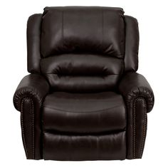 Leather Chaise Recliner