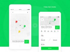 Parking App by Tam Zarna
