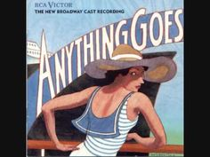 Cole Porter    /   Anything Goes   excellent...  Times have changed,  And we've often rewound the clock,  Since the Puritans got a shock,  When they landed on Plymouth Rock.  If today, any shock they should try to stem,  'Stead of landing on Plymouth Rock,  Plymouth Rock would land on them.    In olden days a glimpse of stocking,  Was looked on as something shocking,  But now, God knows,  Anything goes.    Good authors too,  Who once knew better words,  Now only use four letter words writing…