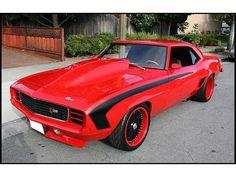 1969_Chevrolet_Camaro