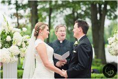 Outdoor Wedding- Cherry Creek Golf Club Wedding Wedding by Michigan Wedding Photographer, Chelsea Brown Photography