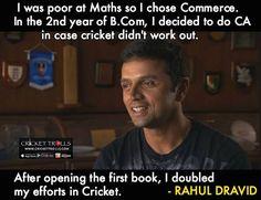 Dedication level : Rahul Dravid For more cricket fun click: http://ift.tt/2gY9BIZ - http://ift.tt/1ZZ3e4d