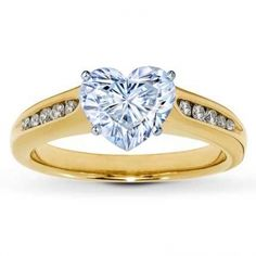 73 Heart Shaped Diamond Engagement Ring http://www.recycledbride.com/find?newsearch=1%5Bkeywords%5D=73+Heart+Shaped+Diamond+Engagement+Ring=+