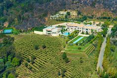 """Listing photos of Palazzo di Amore in Beverly Crest. The text message arrived on my phone innocently enough. """"He is considering not selling,"""" wrote Joyce Rey, the Beverly Hills real..."""