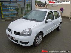 Renault Clio 1.5 dCi 65 / Campus Authentique : 4990 euros Année 2008, 79000 kms