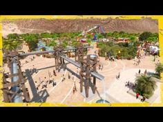 Wet'n'Wild Las Vegas Flyover- Coming Soon..and I can't wait.