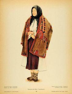 Bihor, West Plains European Costumes, West Plains, Ukrainian Art, Medieval Clothing, Dark Ages, Folk Costume, Traditional Dresses, Ukraine, Popular