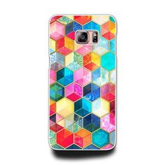 Samsung Galaxy A 3 5 7 Note 3 4 5 S3 S4 S5 S6  Phone Hard Case (Colorful…