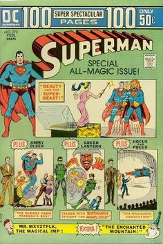 Superman #272. 100 page magic issue.