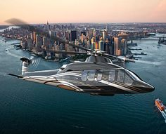 The Bell 525 Relentless: Your High-Tech Dream Helicopter : Discovery News