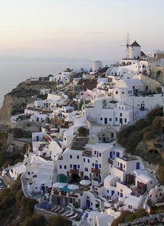 Bucket list item: island hop in Greece.
