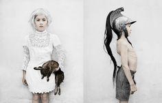 Australian photographic dynamo, Vee Speers... no idea why i'm so enamored