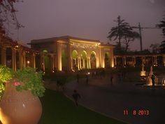Parque de La Reserva- Lima- Peru