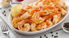 Ricetta Gamberi aglio e peperoncino - Le Ricette di GialloZafferano.it
