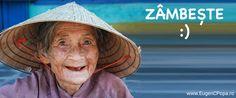 Zâmbește, Mâine Va Fi ȘI MAI BINE! http://www.eugencpopa.ro/articole/blog/zambeste-si-universul-iti-va-zambi-inapoi/