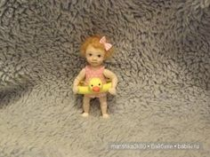 Micro-pupa Karen's Mini Babies. Ah, these crumbs / Dolls famous designers / Beybiki. Photo Dolls. Clothes for dolls