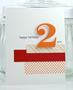 card by Andrea M