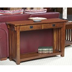 Found it at Wayfair - Brockton Console Table