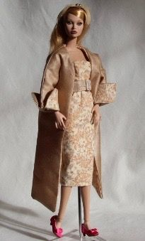 Relisted this fashion, now modeled by Poppy Parker from Integrity Toys. https://www.etsy.com/ca/listing/256166085/floral-cotton-dress-and-lined-silk-coat?ref=shop_home_active_14
