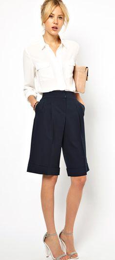 Dressy Shorts for Summer