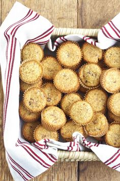 Pecan Coconut Muffins via DeliciouslyOrganic.net #grainfree #paleo