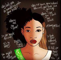 18 Annoying AF Beauty Problems Black Girls Have