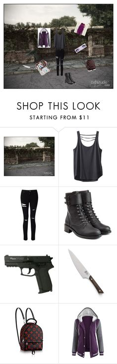 The Zombie Apocalypse Has Started by raven1wish on Polyvore featuring Kavu, Miss Selfridge, Philosophy di Lorenzo Serafini and Crate and Barrel